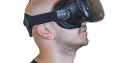 """Virtual Reality"" Laden in Jena"