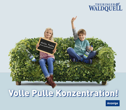 Volle Pulle Konzentration!