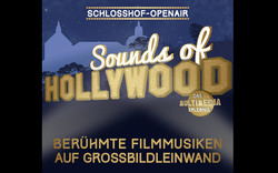 Schlosshof Open Air - Sounds of Hollywood